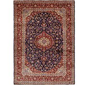 Link to 9' 10 x 13' 4 Kashan Persian Rug