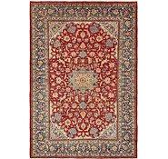 Link to 9' 8 x 14' 4 Isfahan Persian Rug