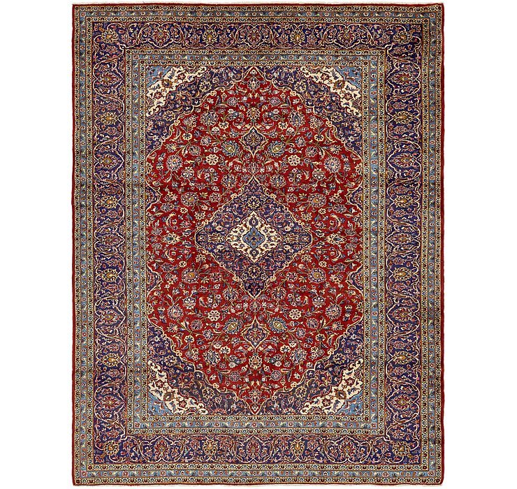 9' 8 x 12' 8 Mashad Persian Rug