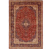 Link to 9' 6 x 13' 8 Kashan Persian Rug
