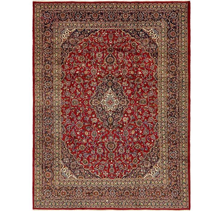 HandKnotted 9' 8 x 13' Mashad Persian Rug