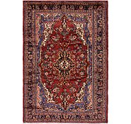 Link to 6' 9 x 9' 10 Hamedan Persian Rug