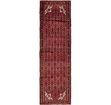 114x391 Hossainabad Rug