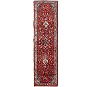 Link to 3' 6 x 13' 5 Hamedan Persian Runner Rug