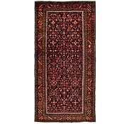 Link to 4' 9 x 9' 10 Hossainabad Persian Runner Rug