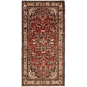 HandKnotted 5' 4 x 10' 6 Borchelu Persian Rug