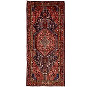 Link to 4' 9 x 10' 9 Zanjan Persian Runner Rug