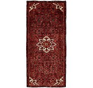 Link to 4' 3 x 9' 10 Hossainabad Persian Runner Rug