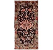 Link to 4' 10 x 10' 3 Hamedan Persian Runner Rug