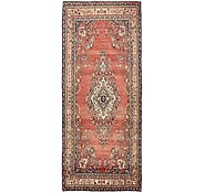 Link to 4' 6 x 10' 10 Hamedan Persian Runner Rug