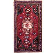 Link to 5' 2 x 9' 6 Hamedan Persian Runner Rug