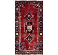 Link to 4' 8 x 9' 1 Koliaei Persian Runner Rug