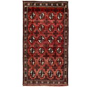 Link to 4' 11 x 9' 8 Hamedan Persian Rug