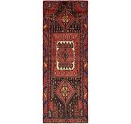 Link to 122cm x 335cm Hamedan Persian Runner Rug