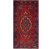 Link to 4' 8 x 9' Ferdos Persian Runner Rug