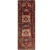Link to 3' 10 x 11' 6 Shiraz-Lori Persian Runner Rug