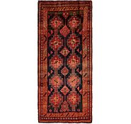 Link to 4' 5 x 9' 9 Shiraz-Lori Persian Runner Rug