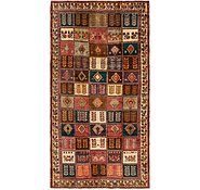 Link to 4' 9 x 9' Bakhtiar Persian Runner Rug