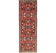 Link to 3' 6 x 10' 2 Hamedan Persian Runner Rug