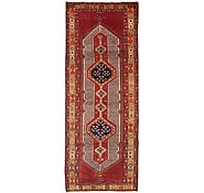 Link to 110cm x 315cm Meshkin Persian Runner Rug