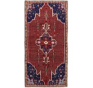 Link to 3' 8 x 7' 11 Koliaei Persian Runner Rug