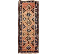 Link to 4' 4 x 10' 11 Hamedan Persian Runner Rug