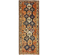 Link to 4' 10 x 12' 3 Shiraz-Lori Persian Runner Rug