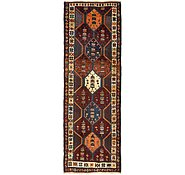 Link to 4' 3 x 12' Shiraz-Lori Persian Runner Rug