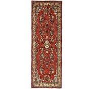 Link to 117cm x 328cm Hamedan Persian Runner Rug
