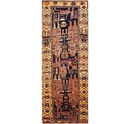 Link to 4' 2 x 11' 6 Shiraz-Lori Persian Runner Rug