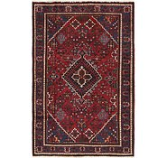 Link to 4' 3 x 6' 5 Joshaghan Persian Rug