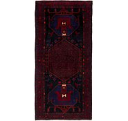 Link to 4' 11 x 10' 9 Sirjan Persian Runner Rug