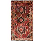 Link to 4' 11 x 9' 3 Shiraz-Lori Persian Runner Rug