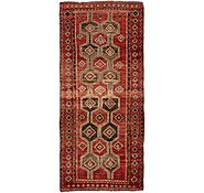 Link to 127cm x 292cm Shiraz-Lori Persian Runner Rug