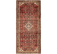 Link to 4' 5 x 9' 8 Hossainabad Persian Runner Rug
