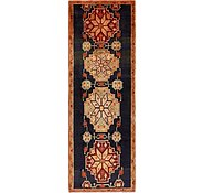 Link to 3' 10 x 11' Meshkin Persian Runner Rug