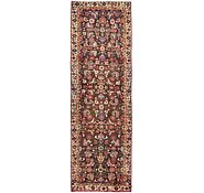 Link to 3' 1 x 10' Hossainabad Persian Runner Rug