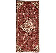 Link to 4' 3 x 9' 6 Hossainabad Persian Runner Rug