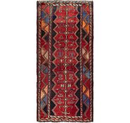 Link to 4' 3 x 9' 2 Shiraz-Lori Persian Runner Rug