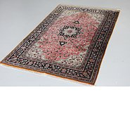 Link to 3' 5 x 5' 3 Qom Persian Rug