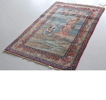 99x160 Kashan Rug