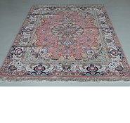 Link to 4' 10 x 6' 8 Tabriz Persian Rug