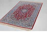 Link to 3' 6 x 5' 5 Isfahan Persian Rug
