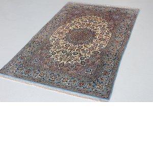 3' 5 x 5' 5 Isfahan Persian Rug