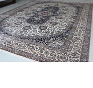 Link to 11' 6 x 16' 2 Nain Persian Rug