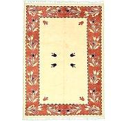 Link to 5' 7 x 7' 11 Floral Modern Ziegler Oriental Rug