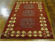 Link to 4' 2 x 6' 5 Floral Modern Ziegler Oriental Rug
