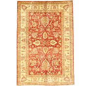 Link to 5' 9 x 8' 5 Peshawar Ziegler Oriental Rug