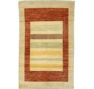 Link to 3' 11 x 6' 2 Striped Modern Ziegler Oriental Rug