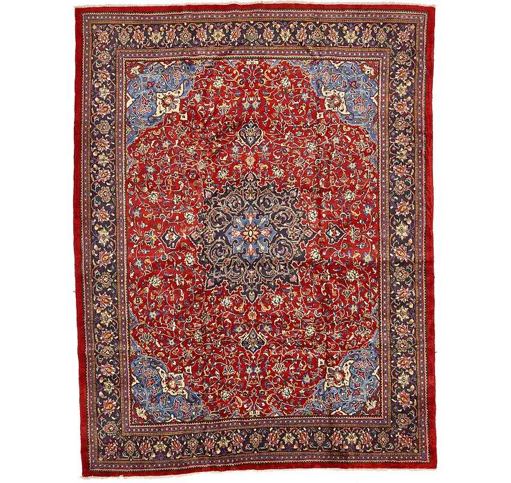 10' 2 x 13' 2 Mahal Persian Rug